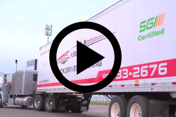 Class 1A - Class 1A Truck Driver Training is the longest running school in Saskatchewan